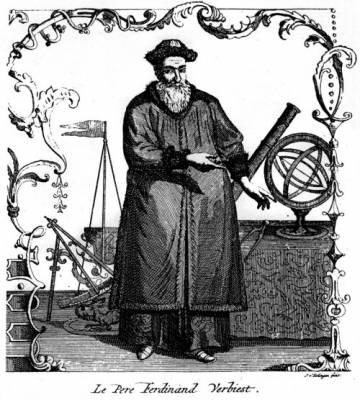 Český jezuita na čínském dvoře